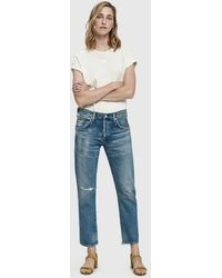 Citizens of Humanity - Emerson Slim Fit Boyfriend Jean - Lyst