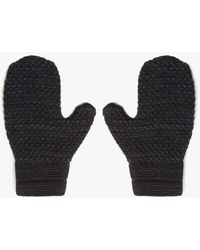 S.N.S Herning - Final Mittens Black Hole - Lyst