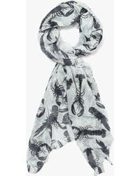 Éditions MR - Lobster Scarf - Lyst