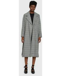 Just Female - Holmes Coat - Lyst