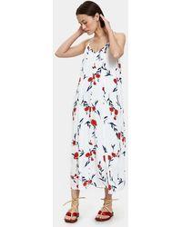 Just Female   Inge Slip Dress In Wake   Lyst