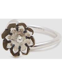 Pamela Love | Small Anemone Ring | Lyst