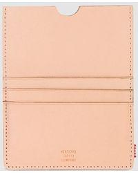 Herschel Supply Co. - Eugene Passport Holder - Lyst
