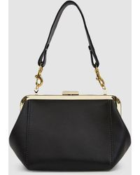 Clare V. - Le Box Leather Bag - Lyst