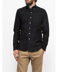 Rogue Territory - Maker Button Down Oxford - Lyst