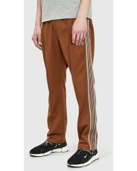 Needles - Track Pant In Brown - Lyst