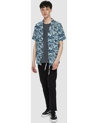 Native Youth - Oceanic S/sleeve Shirt - Lyst