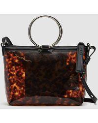 Kara - Ring Crossbody Bag - Lyst