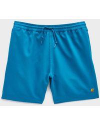 778bcdb20cbd4 Carhartt WIP Drift Swim Trunk in Blue for Men - Lyst