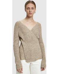 Shaina Mote - Didion Panel Front Jumper - Lyst