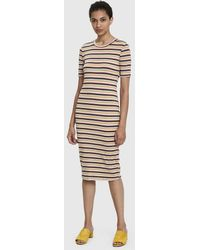 Which We Want - Cornelia Ribbed Dress - Lyst