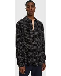 Undercover - Shirt In Black - Lyst