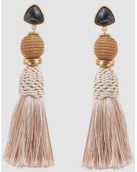 Lizzie Fortunato - Modern Craft Drop Earrings - Lyst