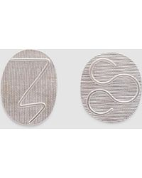 Annie Costello Brown - Zs Silver Earrings - Lyst
