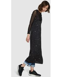 Which We Want - Aquarius Dress In Black - Lyst