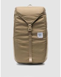 1f2e630d424 Lyst - Herschel Supply Co. Sailcloth Trail Barlow Large Backpack for Men