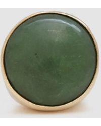 Faris - Bam Bronze Ring - Lyst