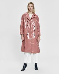 Farrow - Sonia Patent Trench - Lyst