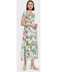Farrow - Pina Maxi Dress In Tropical - Lyst