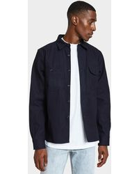 Rogue Territory - Isc Work Shirt - Lyst