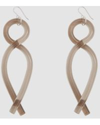 Corey Moranis - Twist Earrings - Lyst