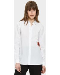 Bruta - Seabiscuit Embroidered Shirt - Lyst