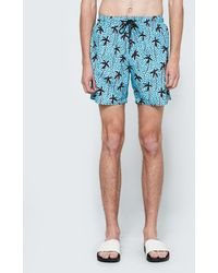 Boardies - Flair Palm Mid Length - Lyst
