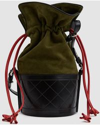 Carven - Sully Bucket Bag - Lyst