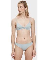 Baserange - Bell Swim Trousers In Rio Blue - Lyst