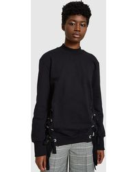 Just Female - Poli Sweat In Black - Lyst