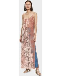 Farrow | Eman Dress In Pink | Lyst