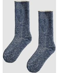 RoToTo - Double Face Sock - Lyst