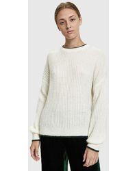 Just Female - Estelle Mohair Sweater - Lyst