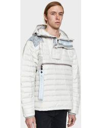 adidas Originals - Down Jacket In Talc - Lyst