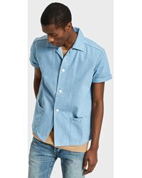 Levi's - Denim Family Shirt - Lyst