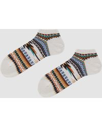 Chup - Low Sock In Ivory - Lyst