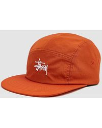 8484b8e62a3 Lyst - Stussy Crushable Camp Cap for Men