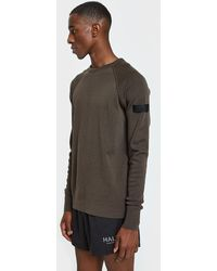 Halo - Crew Neck Thermal Sns In Army Amber - Lyst