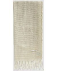 Our Legacy - Waffle Knit Scarf - Lyst