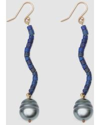 Trademark - Stella Pearl Earrings - Lyst