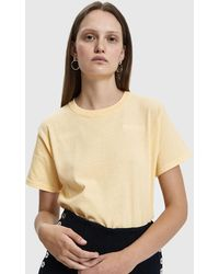 Collina Strada - Embroidered Sister Sister Tee - Lyst