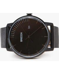Breda - Phase Watch - Black/black/black - Lyst