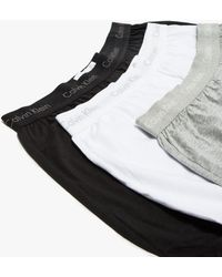 CALVIN KLEIN 205W39NYC - Classic Knit Boxer 3-pack - Lyst