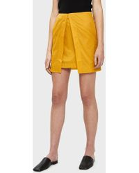 AALTO - Mini Skirt - Lyst