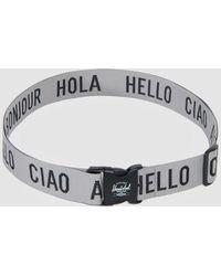 Herschel Supply Co. - Luggage Belt - Lyst