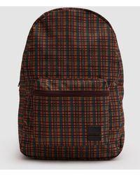 Marni - Porter-yoshida Backpack In Ruby - Lyst