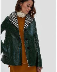 Marni - Jacket In Emerald - Lyst