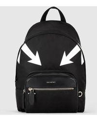Neil Barrett - Lightning Bolt Backpack - Lyst
