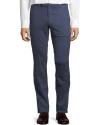 Ralph Lauren - Slim-fit Twill Trousers - Lyst