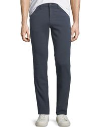 J Brand - Men's Kane Slim-fit Luxe Terry Jeans - Lyst
